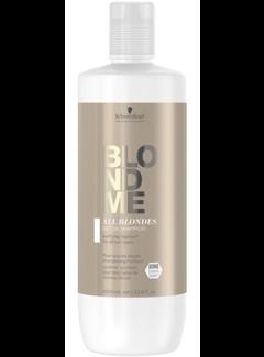 Schwarzkopf BlondME All Blondes Detox Shampoo 1000ml