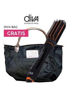 Diva Straight & Style Speed Brush Pro  inc Diva Bag