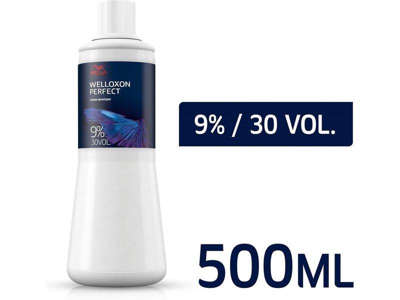 Wella Welloxon Perfect Oxidatie Creme 9% - 500ml