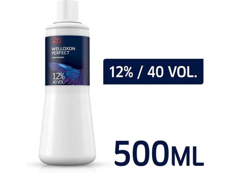 Wella Welloxon Perfect Oxidatie Creme 12% - 500ml