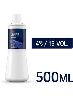 Wella Welloxon Perfect Oxidatie Creme 4% - 500ml