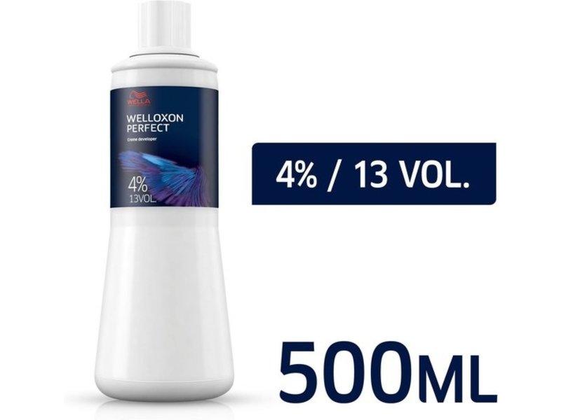 Wella Wella Welloxon Perfect Oxidatie Creme 4% - 500ml