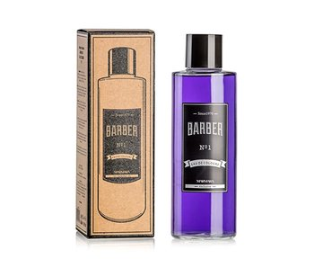 MARMARA BARBER Cologne NO1 Paars 500ml Glass Bottle Boxed