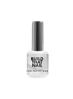 Nail Perfect Build That Nail Cloudy White 15ml