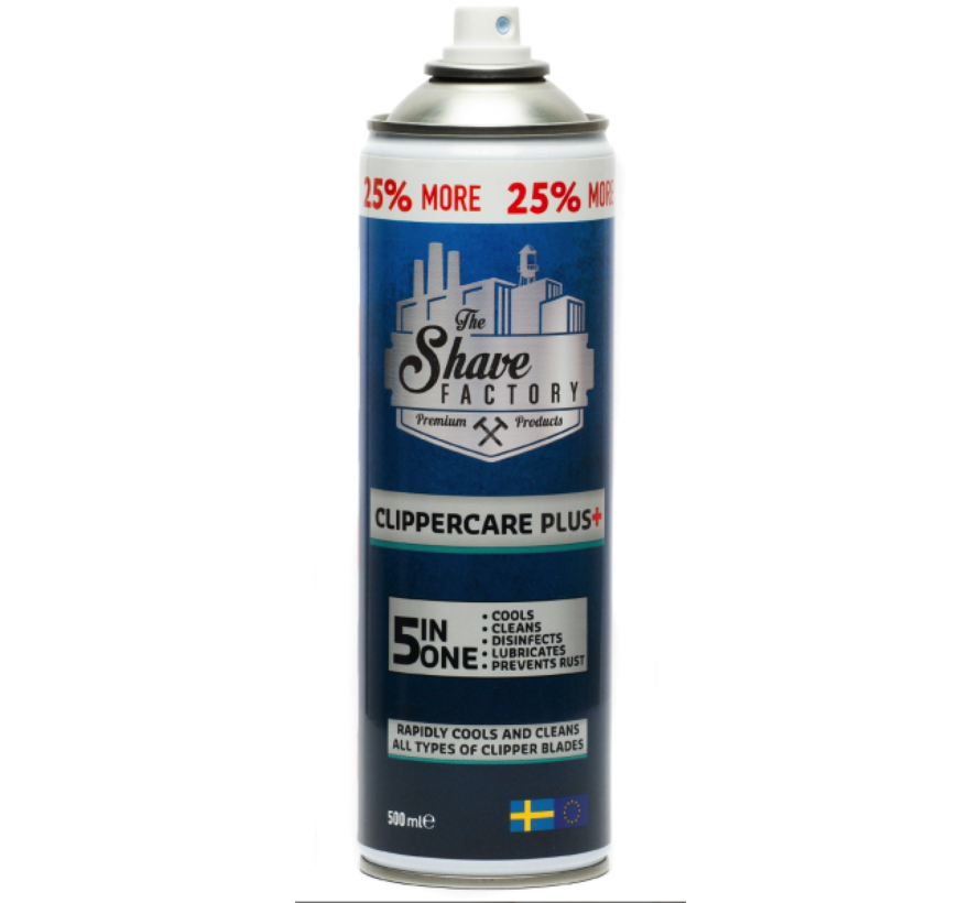 CLIPPERCARE  PLUS  5 in One 500ml
