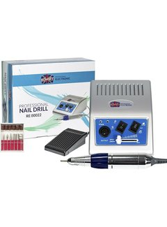 RONNEY Nagelfrees Nail Drill met voetpedaal