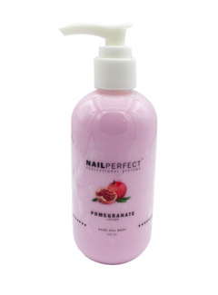 Nail Perfect Hand & Body Lotion Granaatappel/ Pomegranate 236 ml