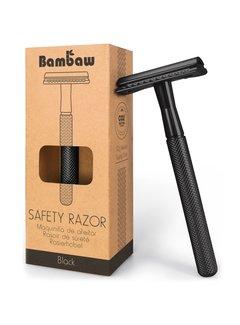 Bambaw Metalen Scheermes BLACK