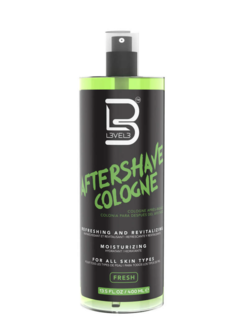 LEVEL3 Aftershave Cologne FRESH 400ml