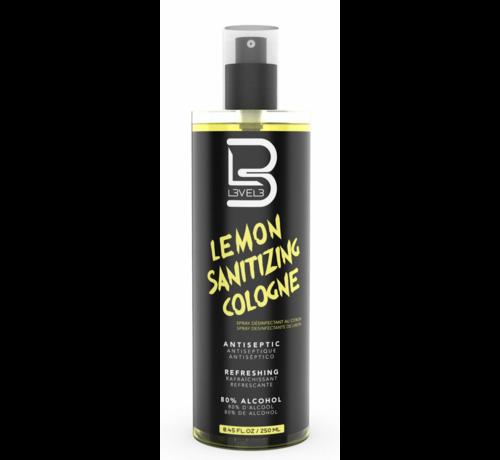 LEVEL3 Lemon Sanitizing Spray 250ml