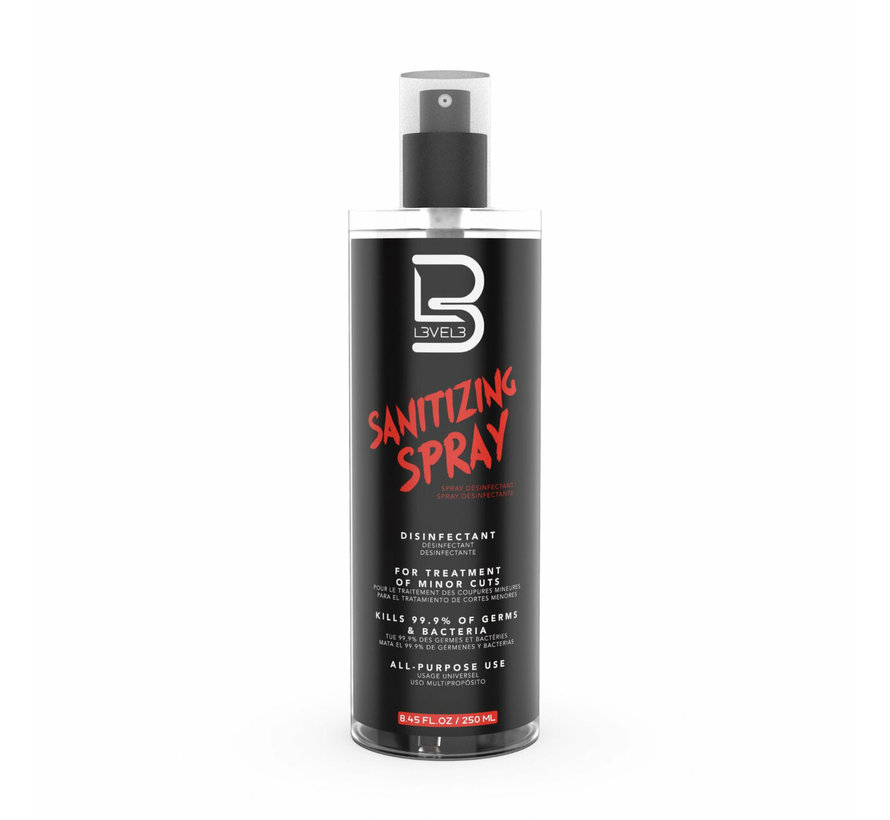 Hand Sanitizing Spray 250ml