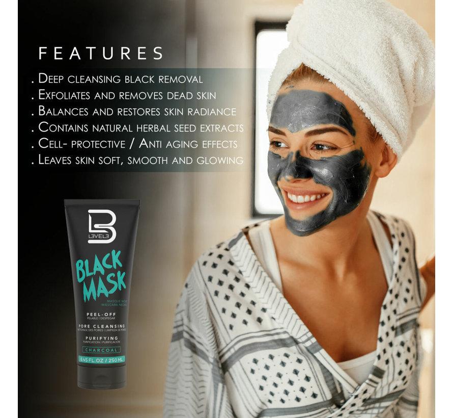 Black Facial Mask 250ml