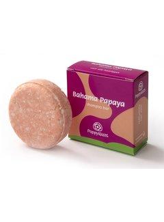 POPPYBARS Shampoo Bar Bahama Papaya 60gr