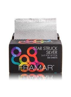 Framar Star Struck Silver Pop Up Foil 5x11 (500 sheets)