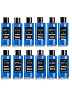 MARMARA BARBER Cologne NO2 Blauw 250ml Glass Bottle -BOX 12 STUKS