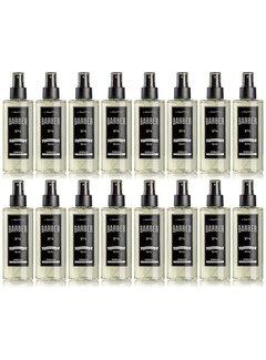 MARMARA BARBER Cologne NO4. Geel 250ml Spray Bottle - BOX 16 STUKS