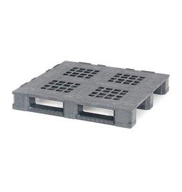 Palette Conteneur 1140x1140x165 mm, 3 traverses, ajouré