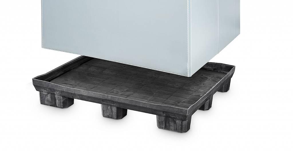 Sleeve Pack 1210x1010x990 mm 9 pieds, planché  palette fermé
