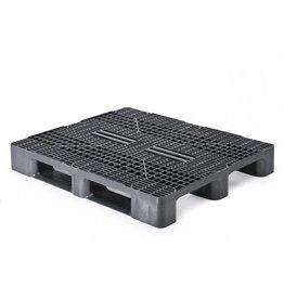 Industrie Pallet 1200x1000x160 mm , 3 onderlatten, open