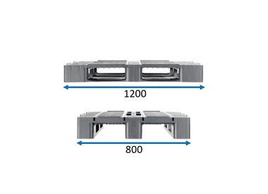 Pallets 1200x800 mm