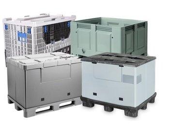 Containers voor droge bulk