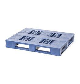 Industrie/Blok Palette 1200x1000x160 mm, 5 Kufen, Offen