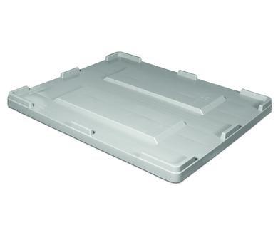 Coiffe pour caisse palette 1200 x 1000 mm