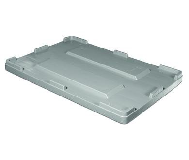 Lid for Rigid palletboxes 1200x800 mm