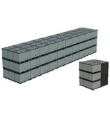 ECOPACK CLASSIC Sleeve Pack 1200x1000x990 mm, 9 feet, large volume