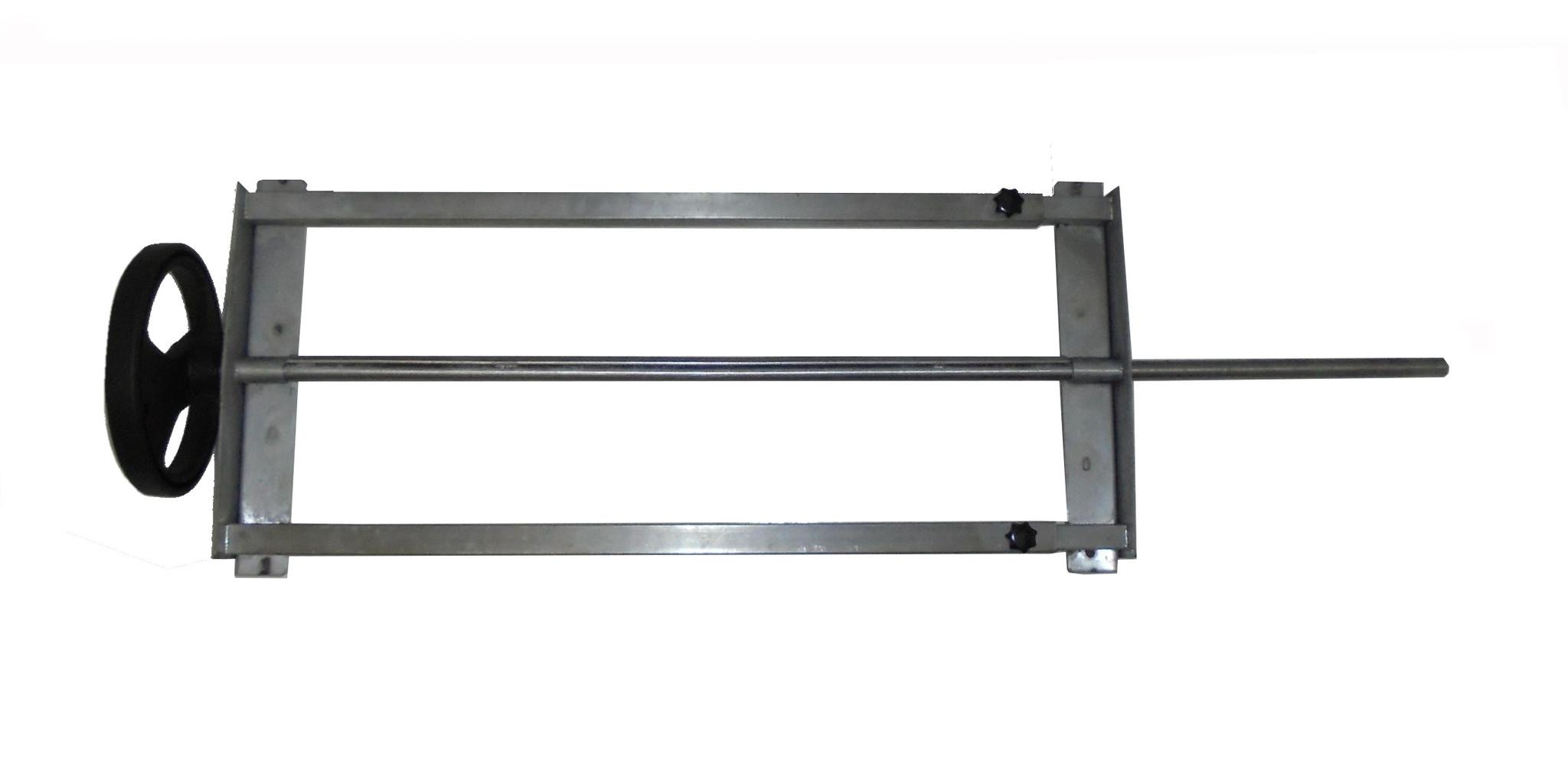 Contraload Wringer voor het legen van vloeistofcontainers met een liner