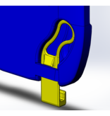 Contraload Plombs de sécurité pour GRV pliable Superior