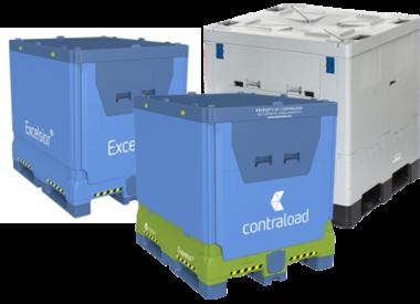 Flüssigkeit Containers