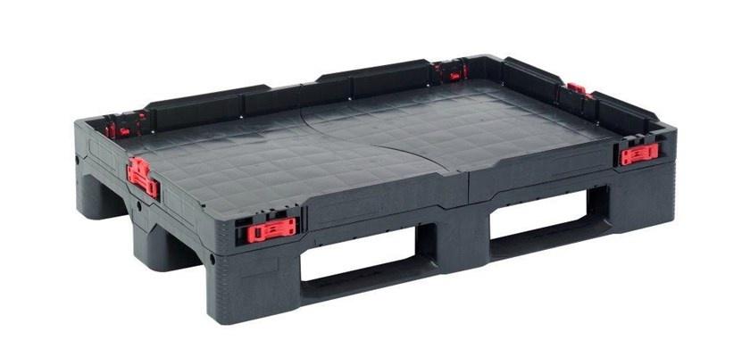 Smart Sleeve Pack 1200x800x850 mm avec 3 semelles