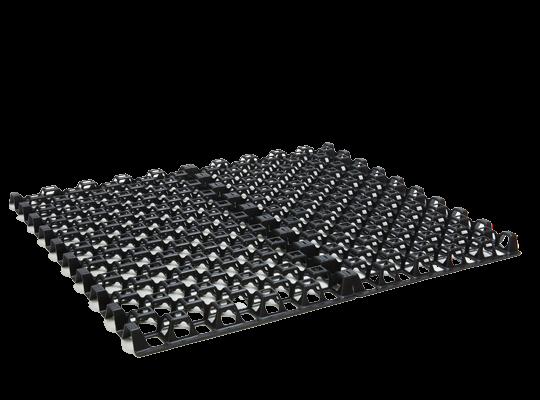 Contraload Gefrierschrank Abstandhalter / Gefrierzwischenlage 1200x1000x50 mm