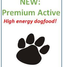 Petfoodpoint Premium Active 12,5KG v.a.37,50€ + GRATIS LEVERING