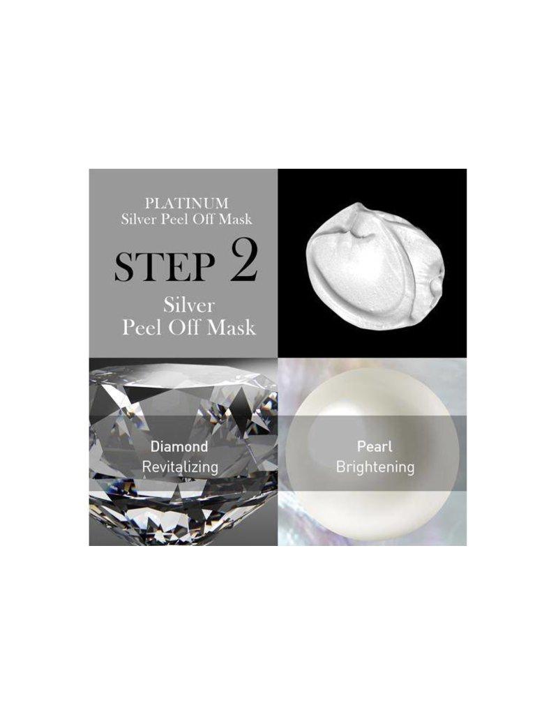 OMG! OMG! - Platinum Silver Facial Mask Kit