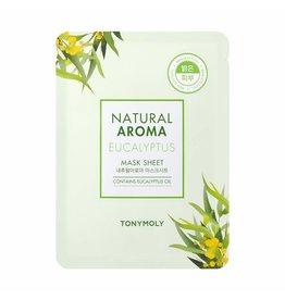 Tony Moly Tony Moly - Natural Aroma Eucalyptus Oil Mask