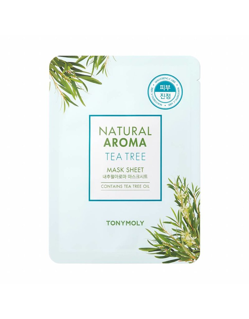 Tony Moly Tony Moly - Natural Aroma Tea Tree Oil Mask