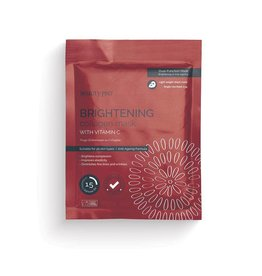 Beauty Pro Beauty Pro - Brightening Collagen Sheet Mask