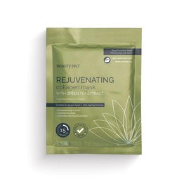 Beauty Pro Beauty Pro - Rejuvenating Collagen Sheet Mask