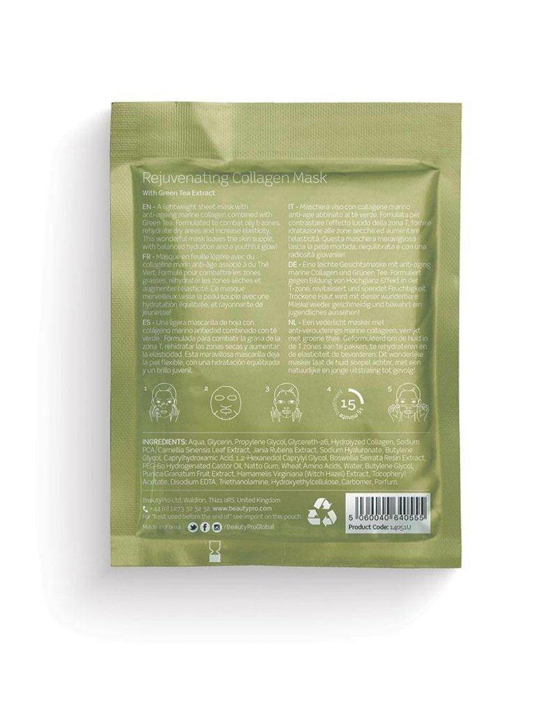 Beauty Pro Beauty Pro - Rejuvenating Collagen Sheet Mask