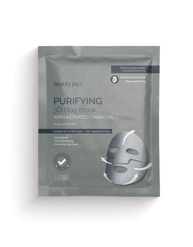 Beauty Pro Beauty Pro - Purifying 3D Clay Mask