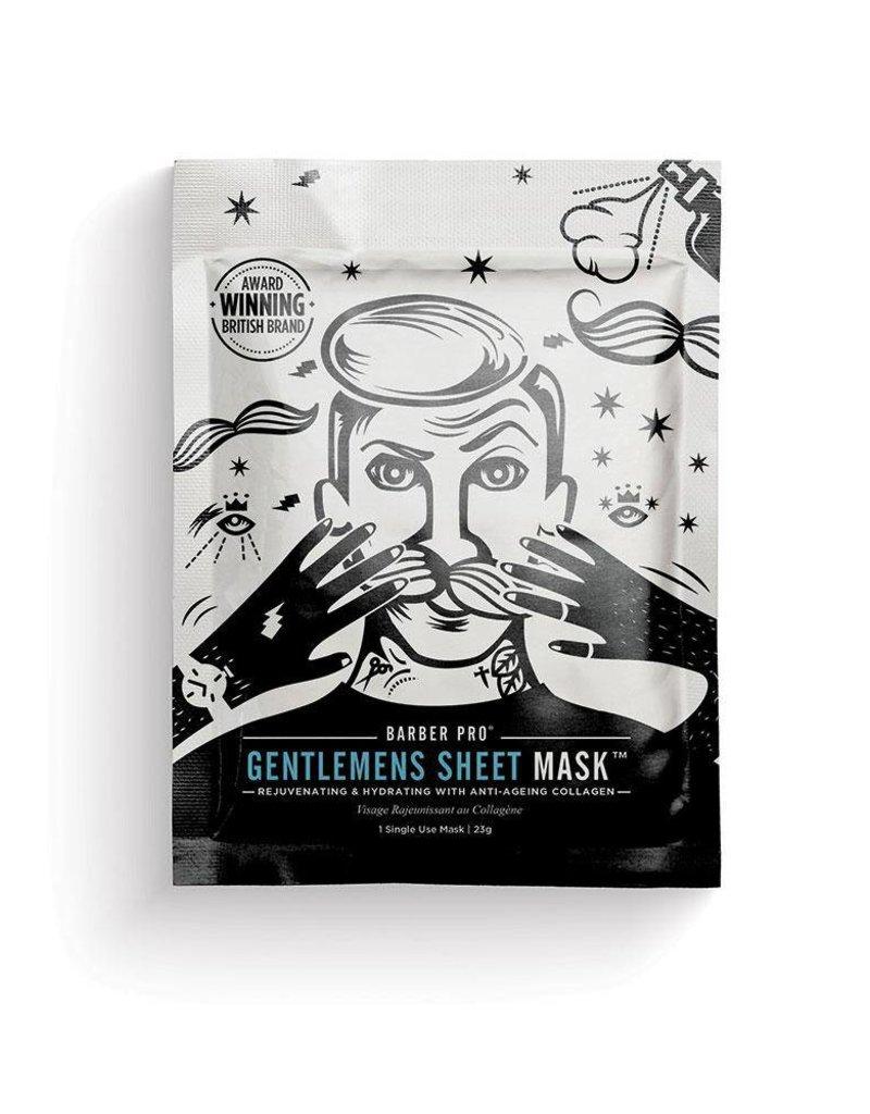 Beauty Pro Barber Pro - Gentlemen's Sheet Mask
