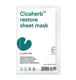 E-Nature E-Nature - Cicaherb Restore Sheet Mask