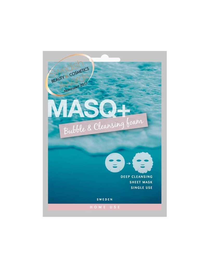 MASQ+ MASQ+ - Bubble & Cleansing Foam