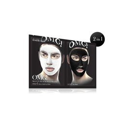 OMG! OMG! - Man In Black Facial Mask
