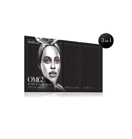 OMG! OMG! - Platinum Silver Facial Mask Kit