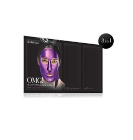 OMG! OMG! - Platinum Purple Facial Mask Kit