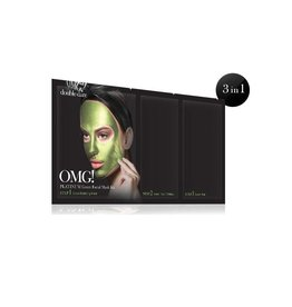 OMG! OMG! - Platinum Green Facial Mask Kit
