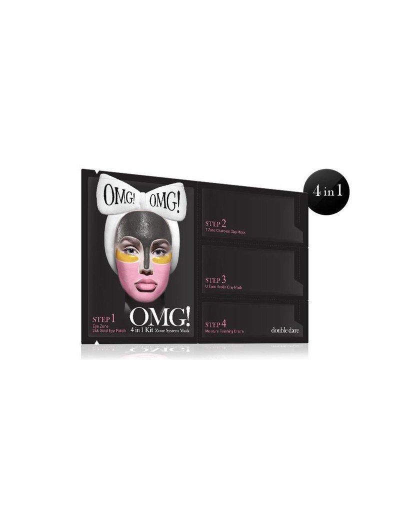 OMG! OMG! - 4-in-1 Zone System Mask